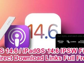 ios 14.6 ipsw
