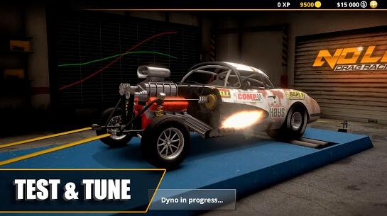 no limit drag racing 2 screenshots