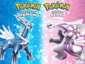pokemon brilliant diamond and legends release date