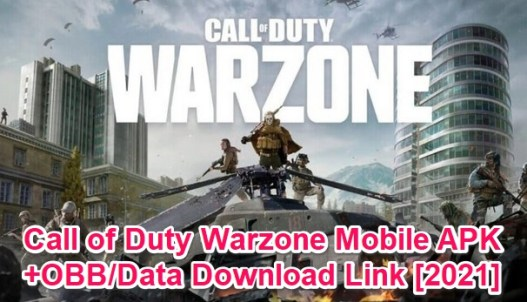 call of duty warzone mobile apk