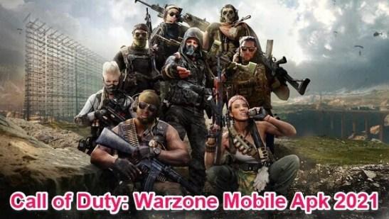 cod warzone mobile apk