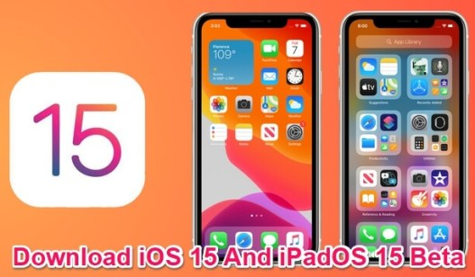 download ios 15 ipados 15 beta
