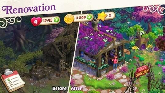 lily's garden download apk