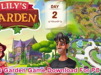 lily's garden game download for pc