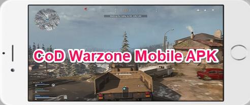 warzone mobile apk