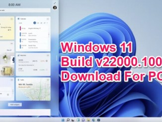 windows 11 build 22000.100 iso