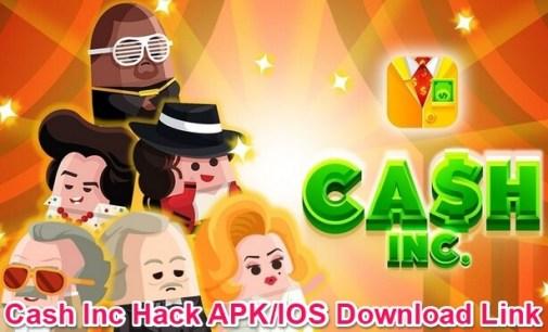 cash inc hack apk