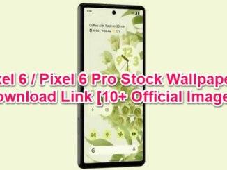 pixel 6 wallpapers download link