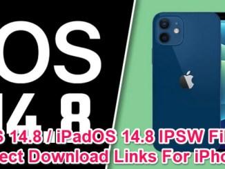 ios 14.8 ipsw