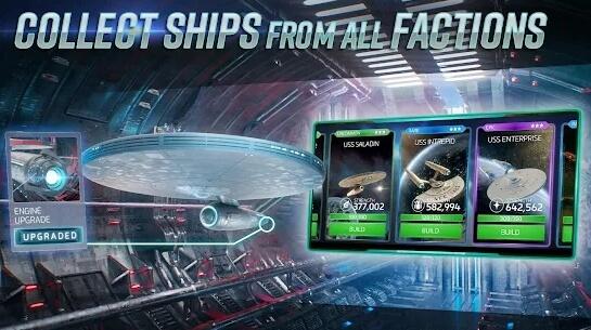 star trek fleet command screenshots