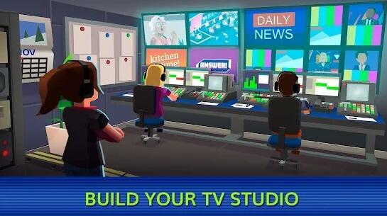 tv empire tycoon apk screenshots