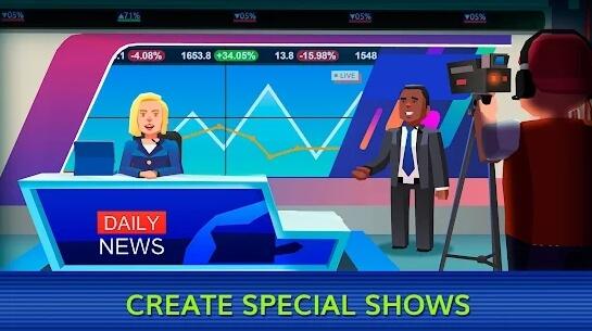 tv empire tycoon screenshot
