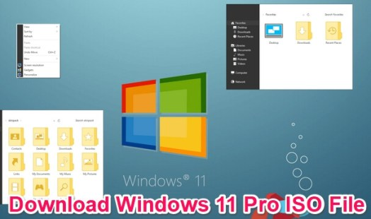 windows 11 pro download iso file