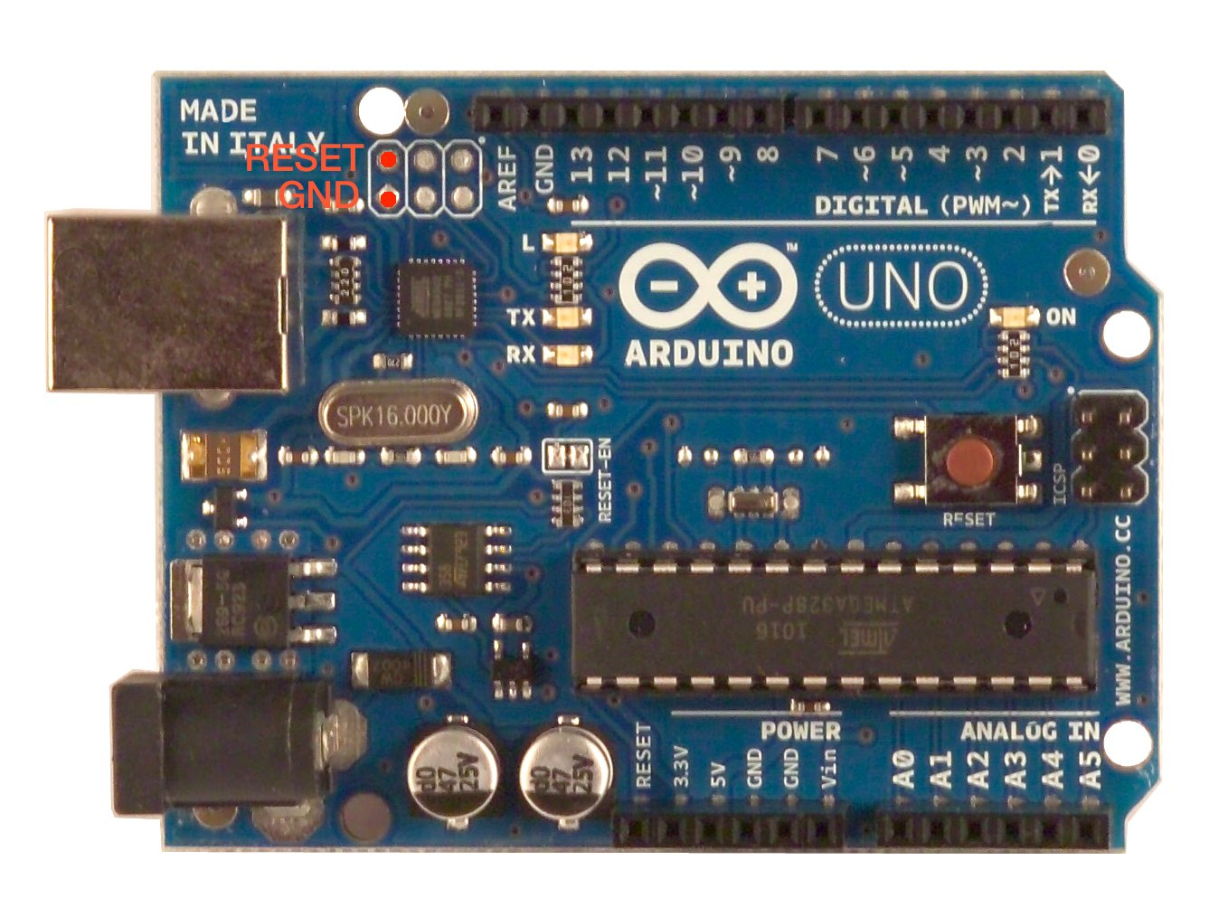 Controlling motors with Arduino and Processing