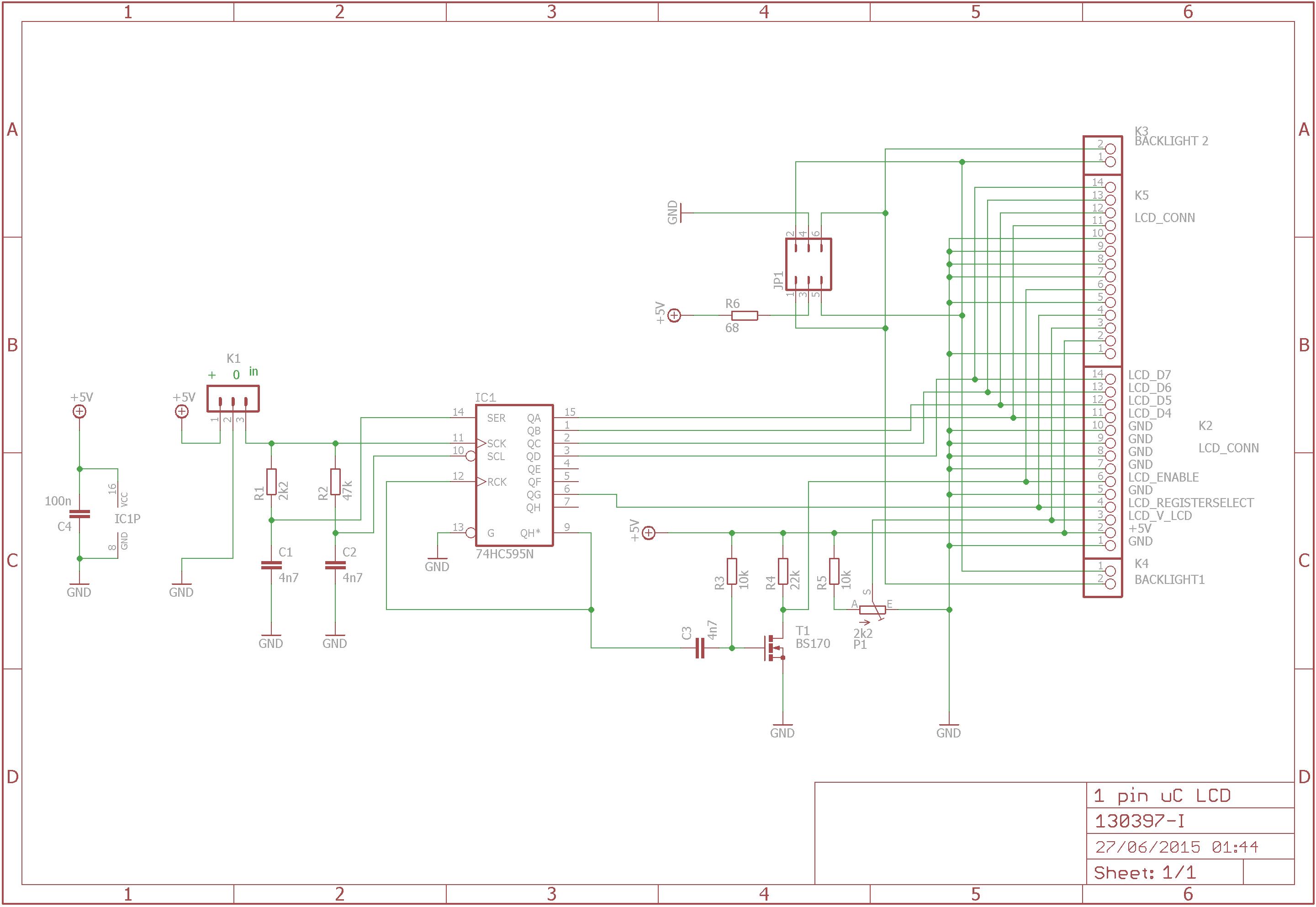 1 Wire Lcd Interface Part 1 Arduino Esp