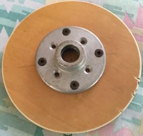 Lathe Disc