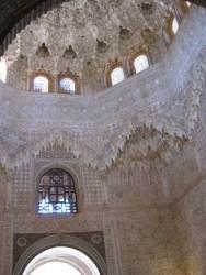 Interior at Alhambra