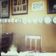 Café in Burra.