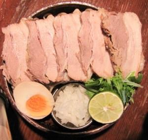 麺心よし田つけ麺