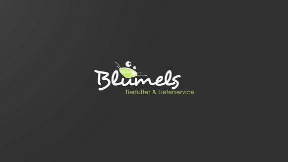 Blümels Logogestaltung