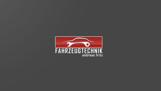 Fahrzeugtechnik Fritz Logogestaltung