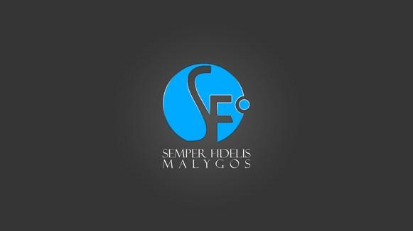 Malygos Logogestaltung