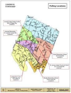 LIMERICK MAP