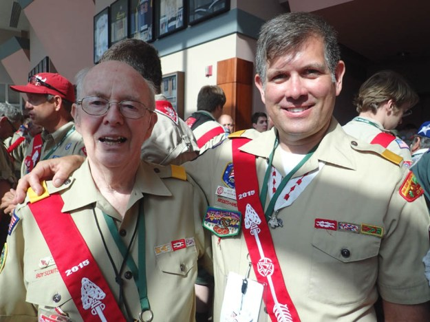 2015 NOAC - Del Loder and Michael Sachs