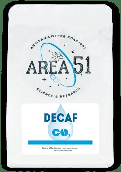Area 51 Coffee - DECAF