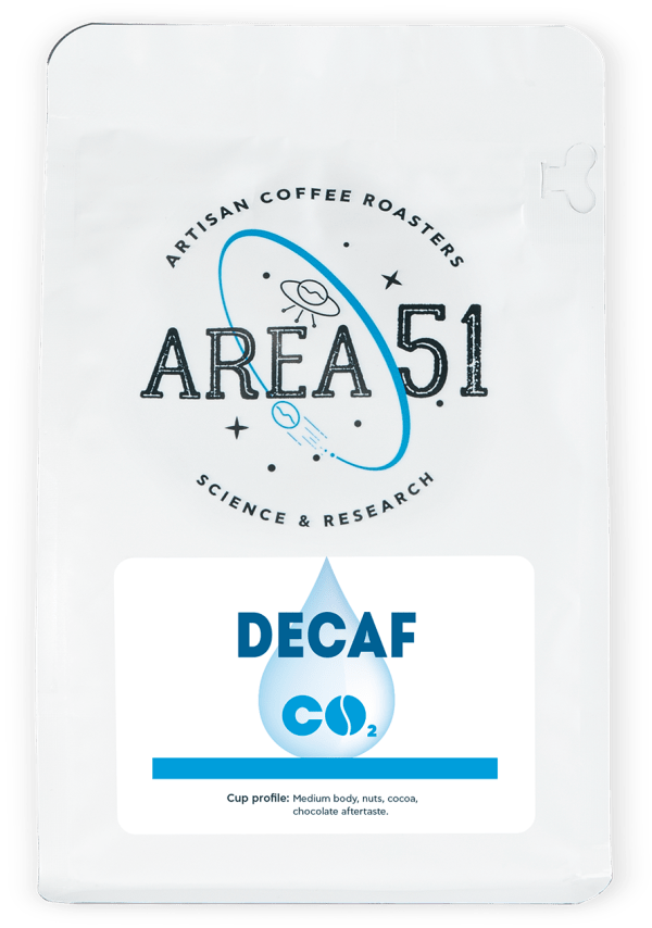 Area 51 Coffee - DECAF