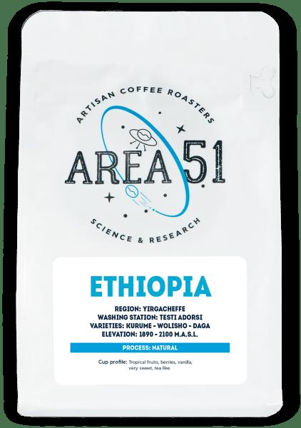Area 51 Coffee - ETHIOPIA