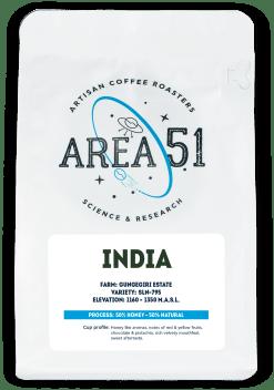 Area 51 Coffee - INDIA