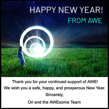 Happy New Year from AWE