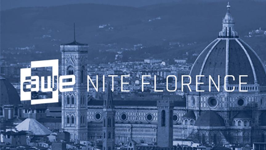 AWE Nite Florence
