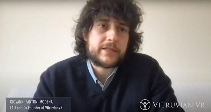 Giovanni Fantoni Modena - Vitruvian VR