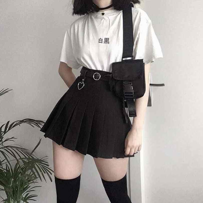 Roupas E-Girl 2022: Dicas, looks e modelos inspiradores