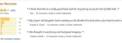 Customer Reviews Block Example
