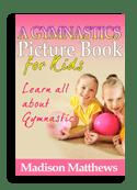 Gymnastics book cover small