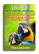 Parrots book cover small