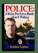 Police book cover small