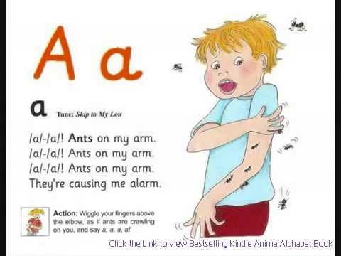 JOLLY SONGS A-Z Alphabet Song