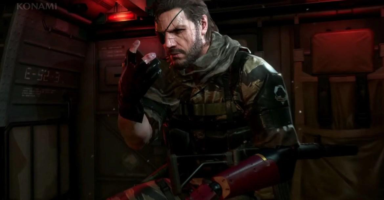 Comparación gráfica de Metal Gear Solid V: Ground Zeroes y The ...