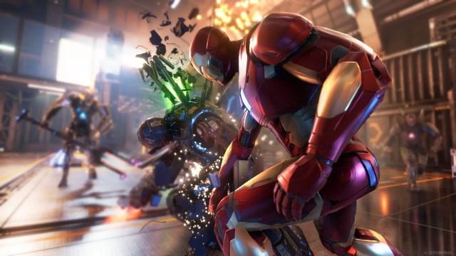 Cinco motivos para no perderte la beta de Marvel's Avengers