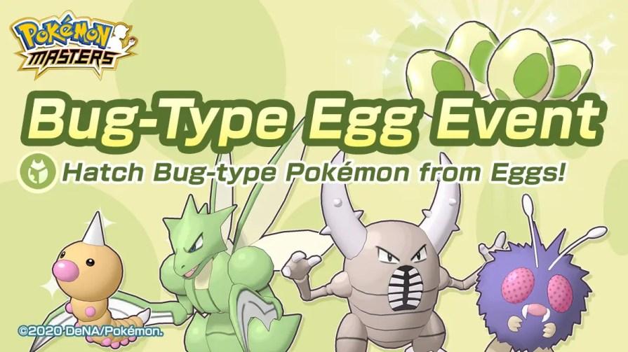 Foto del Evento de huevos pokemon para Pokemon Masters
