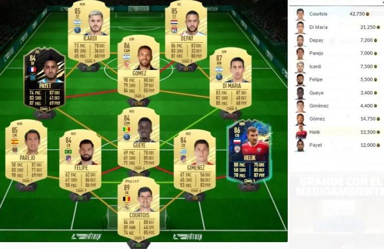 FIFA 21: Coutinho Flashback disponível em DME | FIFA Brasil Notícias