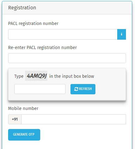 PACL Refund Registation