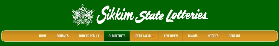 Sikkim DEAR CHANCE TUESDAY 23rd Draw Lottery Result