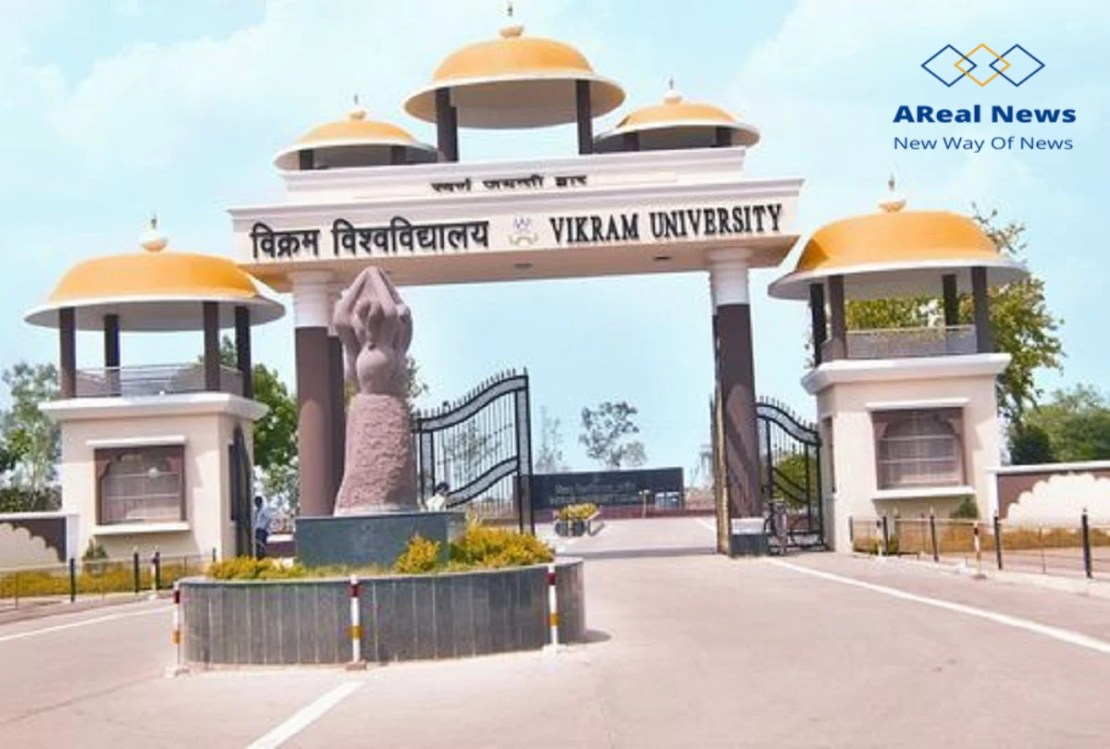 Vikram University Admit Card 2021