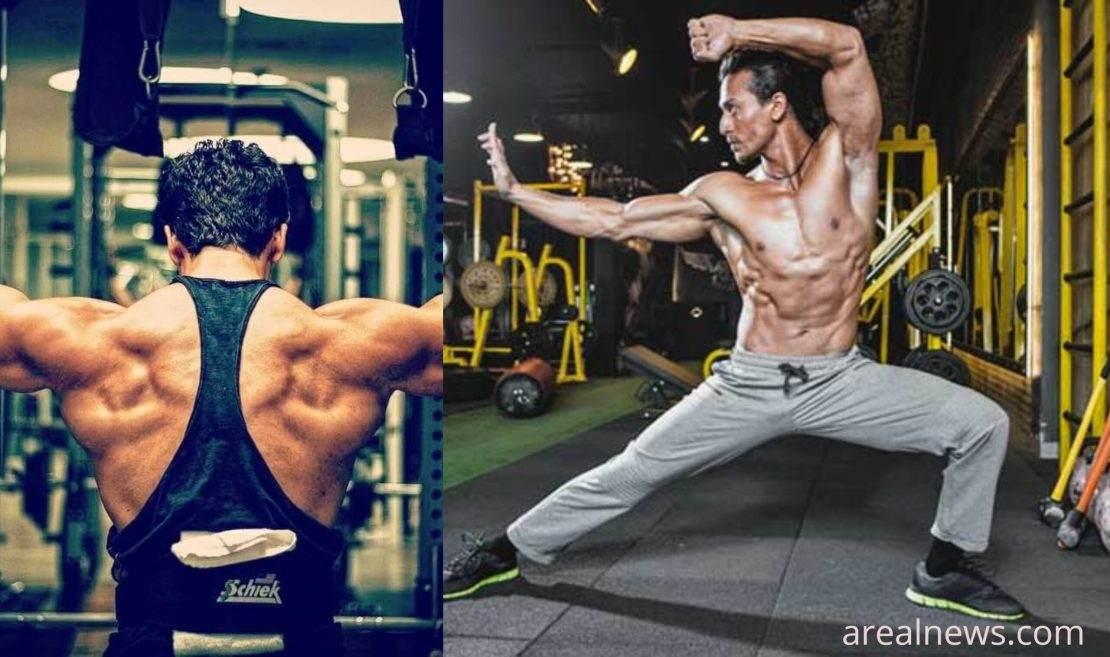 Tiger Shroff Arms Exercises Tips