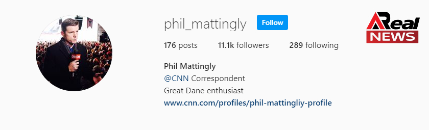 Phil Mattingly Instagram Official Account